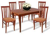 Комплект стол и стулья Милан
