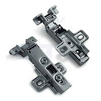 Петля накладная для алюминиевых рамок (ZP-RALUH2-00) - Gtv (Польша)