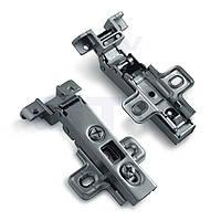 Петля GTV. Накладная для алюминиевых рамок (ZP-RALUH2-00)