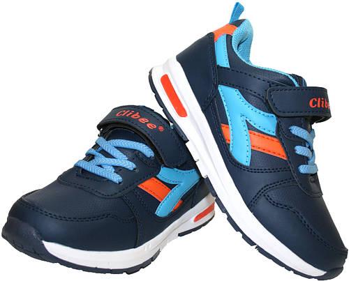 Детские кроссовки для мальчиков CLIBEE Польша размеры 31-36