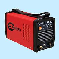 Сварочный инвертор для аргоно-дуговой сварки INTERTOOL DT-4220 (200 А)