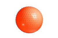 Фитбол массажный + насос 55 см / 4002