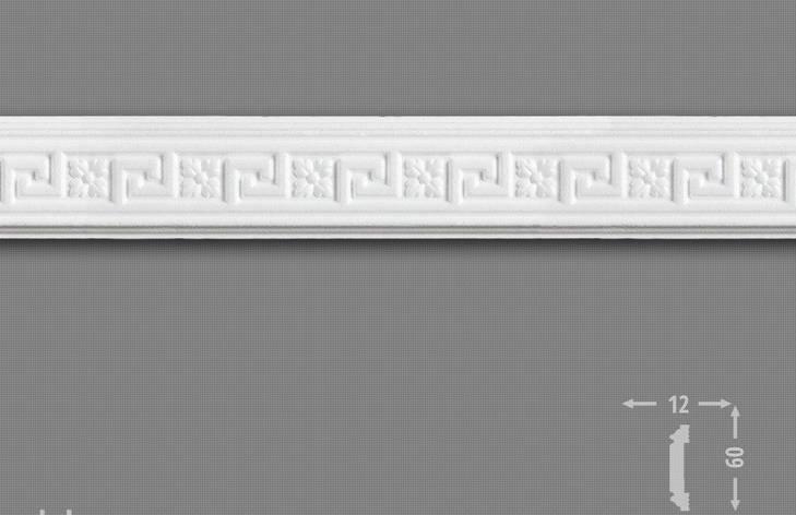 Плинтус потолочный LB 2816 ДОБРА СПРАВА, фото 2