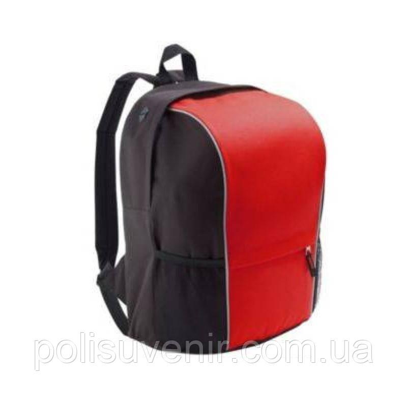 Рюкзак з поліестеру 600d - світловідбиваюча окантовка