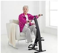 Тренажер для ног Dual Bike (тренажер Дуал Байк) - велотренажер для дома