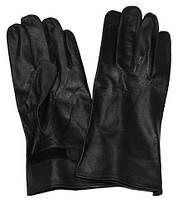 Шкіряні рукавички, чорні, армії Франції, нові, оригінал, фото 1