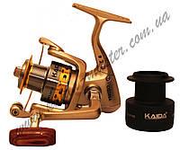 Катушка безинерционная Kaida CQ-309A 9BB, катушка передним тормозом, катушка для спиннинга кайда