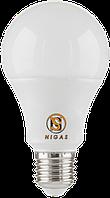 NIGAS Светодиодная лампа LED-NGS-50 A60 E27 4000K 7W
