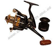Безинерционная рыболовная катушка Kaida CQ-307A 7BB, катушка передним тормозом, спиннинговая катушка
