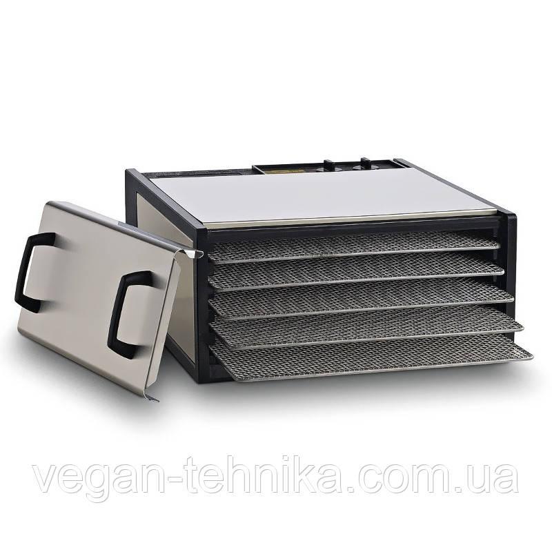 Дегидратор (металлическая сушилка для фруктов) Excalibur D500SHD Stainless Steel