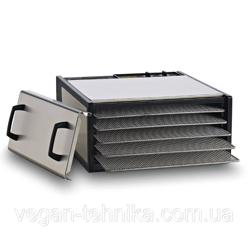 Дегидратор (сушилка для фруктов) Excalibur D500SHD Stainless Steel