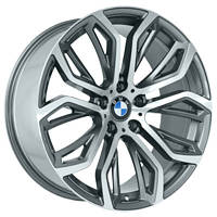 Литые диски Replica BMW (B792) W11 R20 PCD5x120 ET37 DIA74.1 GMF