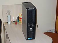 Системний блок DEEL 780 Intel C2 D 2.93Ггц, 4ГБ DDR3 160ГБ