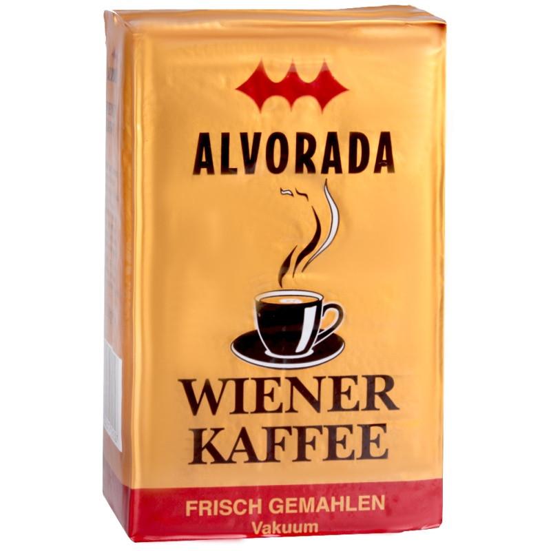 Кофе Alvorada Wiener Kaffee, 1 кг (молотый)