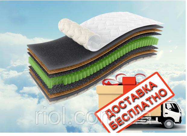 Матрас Sleep&Fly Organic Omega / Омега