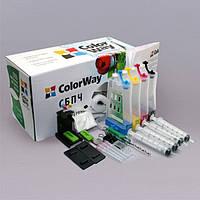 СНПЧ ColorWay Canon MG-2140/3140/4140+чернила (4х100)