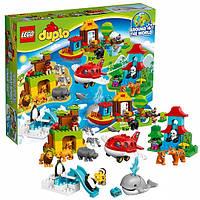 Lego Лего Duplo Вокруг света 10805