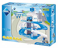Детский гараж 3 этажа ARAL Wader 50420