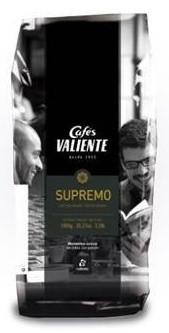 Кофе в зернах Valiente Supremo 1 кг 100% арабика