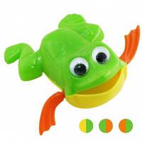 Дитяча іграшка для ванни жаба NA NA ІЕ438