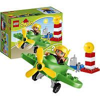 Lego Лего Duplo Маленький самолёт 10808