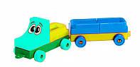 Конструктор Чудо-авто мини 39097