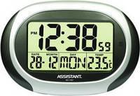Годинник-термометр Assistant AH-1707