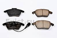 Колодки тормозные передние POWERSTOP 16-1107 для VW GOLF