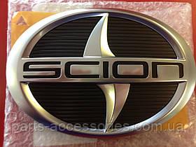 Емблема значок в решітку радіатора Scion TC 2005-07 новий оригінальний