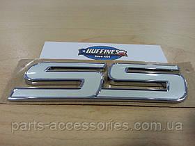Chevrolet Trailblazer 2006-2009 эмблема значок SS новый оригинальный