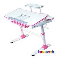 Парта-трансформер FunDesk Carezza Pink