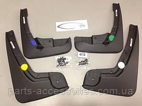 Scion xB 2011-2015 бризковики передні задні оригінальні новий