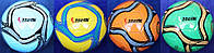 Мяч футбольний BT-FB-0028 400г