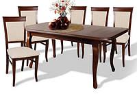 Комплект стол и стулья для кухни Неаполь
