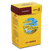 Кофе молотый  Valiente Colombia 250 г 100% арабика, фото 1