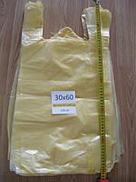 Пакет майка 30х60 см