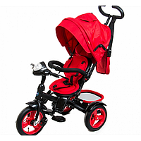 Трехколесный велосипед модель 2016 г. Neo 4 Air с фарой красный***