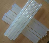 Термоклей стержневой 11 мм L=295 мм, прозрачный