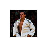 Кимоно для дзюдо Adidas Champion 2 белое. UA