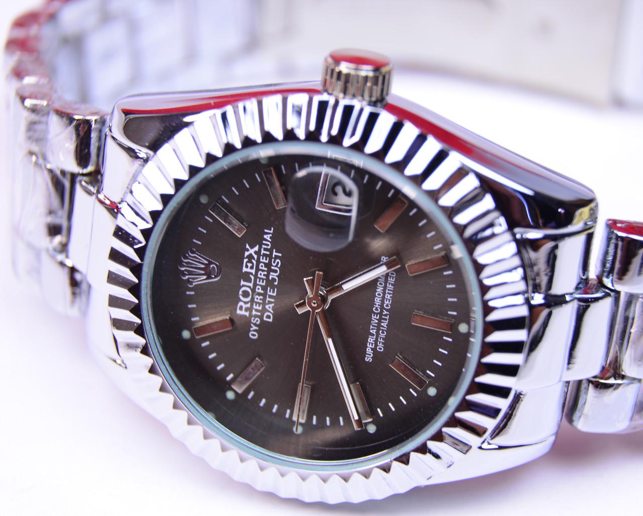 477ac8542401 Часы наручные Rolex Oyster Perpetual Datejust Ladies Silver  продажа ...