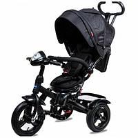 Трехколесный велосипед модель 2016 г. Neo 4 Air с фарой черный***
