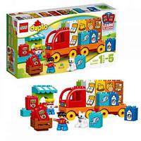 Lego Лего Duplo Мой первый грузовик 10818