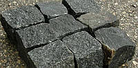 Брусчатка колотая Габбро 100*100*100