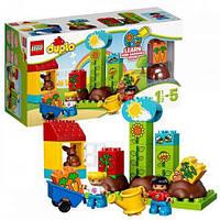 Lego Лего Duplo Мой первый сад 10819