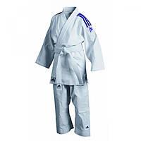 Детское кимоно для дзюдо Adidas Club J350 белое