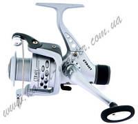 Безинерционная рыболовная катушка Kaida CTR-403-3BB, катушка с передним фрикционом, катушка для спиннинга