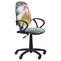 Кресло Поло 50/АМФ-4 Дизайн №13 Единорог, фото 1