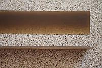Полиуретановый рубец (косяк) для ремонта обуви 300*40 мм. (Украина), цвет - коричневый, фото 1