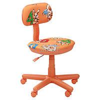 Кресло Свити оранжевый Зайцы оранжевые, фото 1
