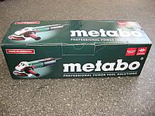 Угловая шлифмашина (болгарка) Metabo W 9-125